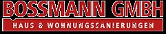Bossmann Duisburg-muelheim | Sanierung und Renovierung aus einer Hand Logo